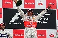 Formel 1 - Hamilton: Silverstone-Sieg fast wie Titel