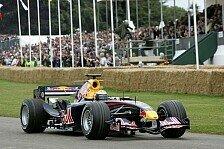 Formel 1 - Hilfe f�r die Opfer: Red Bull Showrun zugunsten von Japan