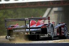USCC - Audi gewinnt Petit Le Mans
