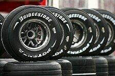 Formel 1 - Zu hart: Ferrari w�nscht sich weichere Reifen