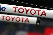 Formel 1 - Erfolg und Kostensenkung: Toyota bekr�ftigt F1-Engagement