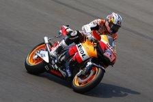 MotoGP - Pedrosa hat schwer gelernt: Hayden hat viel gelernt