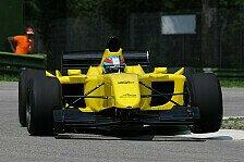 A1GP - Ein Ferrari auf Michelin: Michelin wird Reifenausr�ster