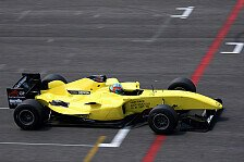 A1GP - Bereit f�r den Saisonstart: Video - Tests in Donington
