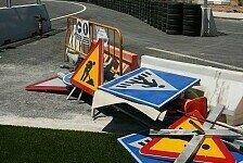 Formel 1 - So geht's nicht: Video - Die d�mmsten Unf�lle