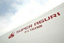Formel 1 - Suzuki spielt mit dem Gedanken: Wiederbelebung von Super Aguri?