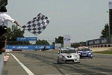 Seat Supercopa - 20 Autos und viele Nationen