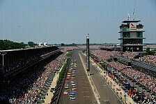 NASCAR - Allstate 400 at The Brickyard