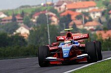 GP2 - Doppelter �rger: Bruno Senna frustriert �ber P8