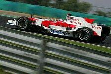 Formel 1 - Bilderserie: Gib mir die Flosse