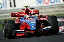 GP2 - Wie ein Sieg: Senna gl�cklich mit Platz 3