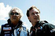 Formel 1 - Gro�en Respekt vor Horner: Briatore rudert zur�ck