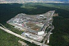 Formel 1 - Motorpower und Traktion entscheidend: Streckenvorschau: Hockenheimring