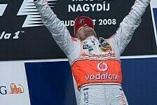 Formel 1 - Die elf Sieger 2008