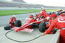 IndyCar - Eine spezielle Strecke: Scott Dixon am ersten Testtag vorn