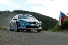 WRC - Verletzt, aber wohlauf: Galli f�llt f�nf Monate aus