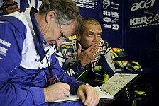 MotoGP - Fast gar nicht gef�hrlich: Rossi und Lorenzo m�gen Indy