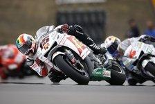 MotoGP - Tausend Fragezeichen: Gresini beseitigte die Probleme