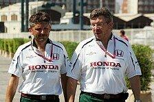 Formel 1 - Entscheidung am Montag: D-Day f�r Honda-Rettung