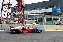 GP2 - Schadensbegrenzung: Senna und die fehlenden Benzintropfen