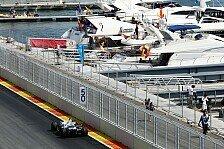 Formel 1 - Was die Fahrer �ber Valencia denken