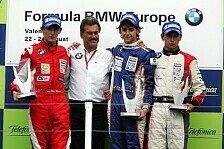 Formel BMW - Europa