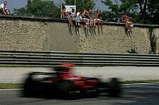 Formel 1 - Monza, 26-29. August