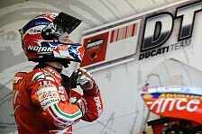 MotoGP - Weg, wieder da, wieder weg: Stoner verabschiedet sich vom Titel