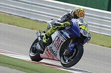 MotoGP - Noch ein weiter Weg: Rossi ist sich noch nicht sicher