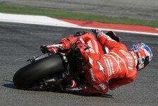 MotoGP - Wenn es die Hand zul�sst: Stoners F�higkeiten sollen helfen