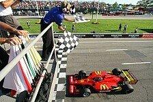 IndyCar - Meisterschaft noch offen: Wilson triumphiert erstmals