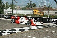 IndyCar - Auch die IRL sp�rt die Krise: Detroit Grand Prix abgesagt