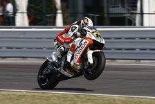 MotoGP - Indy nicht in Gefahr: De Puniet hat Schmerzen