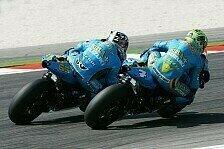 MotoGP - Doppelte Vorfreude: Viel R�ckenwind f�r Suzuki