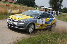 ADAC Rallye Masters - Anglade ist skeptisch
