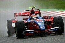 GP2 - Chandhok stiftet ungewollte Unruhe: Bruno Senna zitterte um die Pole