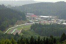 Formel 1 - Mit Adrenalin in den Ardennen: Streckenvorschau: Spa-Francorchamps