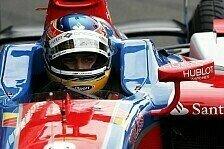 GP2 - Kritik an Buemi und Grosjean: Bruno Senna wieder ohne Erfolg