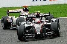 GP2 - Vorbereitung auf Asien-Meisterschaft: Kobayashi dominiert Testtage in Le Castellet