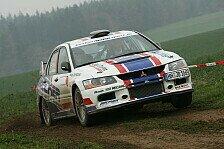ADAC Rallye Masters - Becker ist einfach nicht zu schlagen