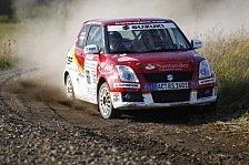 ADAC Rallye Masters - Suzuki Cup auf der Zielgeraden