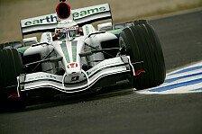 Formel 1 - Riccardo Patrese im Honda