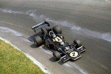 Formel 1 - Italien GP - Geschichte