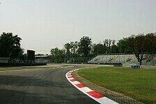Formel 1 - Reifendruck und Reifensturz: Video: Pirelli-Vorschau Monza