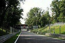 Formel 1 - Trocken oder feucht?: Wetterprognose: Sp�tsommer in Monza
