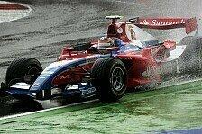 GP2 - Starkes Rennen - aber doch Entt�uschung: Bruno Senna unbelohnt