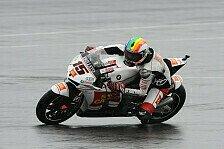 MotoGP - Auch wenn das Layout nicht gef�llt: De Angelis der Schnellschwimmer