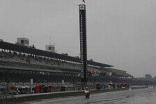 MotoGP - Der Regen droht nach wie vor: M�gliche Verschiebung oder Absage in Indy