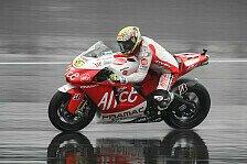 MotoGP - Toni Elias legt vor: 3. Training - Elias vor Rossi