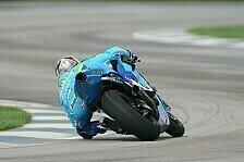 MotoGP - Denning: Pr�fe Verf�gbarkeit, Kosten & Bedingungen: Wer bekommt die MotoGP-Suzuki?